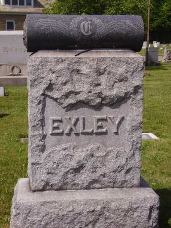 EXLEY FAMILY, MONUMENT - Tuscarawas County, Ohio | MONUMENT EXLEY FAMILY - Ohio Gravestone Photos