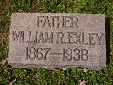 EXLEY, WILLIAM R. - Tuscarawas County, Ohio | WILLIAM R. EXLEY - Ohio Gravestone Photos