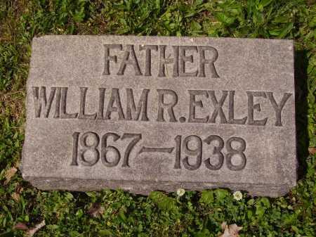 EXLEY, WILLIAM R. - Tuscarawas County, Ohio | WILLIAM R. EXLEY - Ohio Gravestone Photos