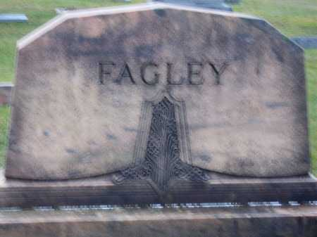AEGERTER FAGLEY, MARY A. - Tuscarawas County, Ohio | MARY A. AEGERTER FAGLEY - Ohio Gravestone Photos