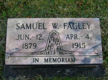 FAGLEY, SAMUEL W. - Tuscarawas County, Ohio | SAMUEL W. FAGLEY - Ohio Gravestone Photos