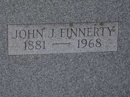 FINNERTY, JOHN J. - Tuscarawas County, Ohio | JOHN J. FINNERTY - Ohio Gravestone Photos