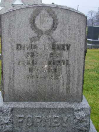 FORNEY, ABBIE - Tuscarawas County, Ohio | ABBIE FORNEY - Ohio Gravestone Photos