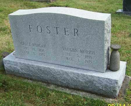 FOSTER, VAUGHN MORRIS - Tuscarawas County, Ohio | VAUGHN MORRIS FOSTER - Ohio Gravestone Photos