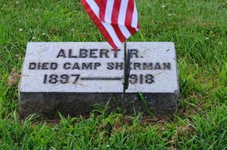 FOWLER, ALBERT RALPH - Tuscarawas County, Ohio | ALBERT RALPH FOWLER - Ohio Gravestone Photos