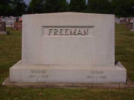 FREEMAN, WILLIAM - Tuscarawas County, Ohio | WILLIAM FREEMAN - Ohio Gravestone Photos