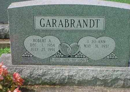 GARABRANDT, I.  JO-ANN - Tuscarawas County, Ohio | I.  JO-ANN GARABRANDT - Ohio Gravestone Photos