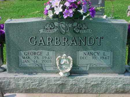 GARBRANDT, GEORGE J - Tuscarawas County, Ohio | GEORGE J GARBRANDT - Ohio Gravestone Photos