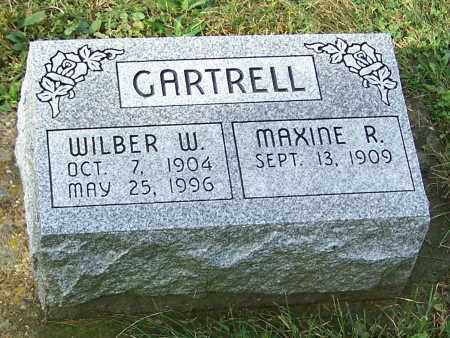 GARTRELL, WILBER W. - Tuscarawas County, Ohio | WILBER W. GARTRELL - Ohio Gravestone Photos
