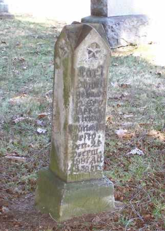 GERMAN STONE, KARL - Tuscarawas County, Ohio | KARL GERMAN STONE - Ohio Gravestone Photos