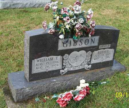 ARNOLD GIBSON, RUTH L. - Tuscarawas County, Ohio | RUTH L. ARNOLD GIBSON - Ohio Gravestone Photos