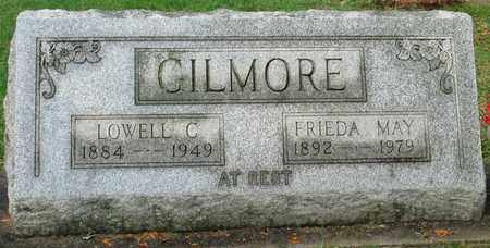 GILMORE, LOWELL C. - Tuscarawas County, Ohio | LOWELL C. GILMORE - Ohio Gravestone Photos