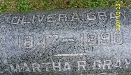 GRAY, MARTHA R. - Tuscarawas County, Ohio | MARTHA R. GRAY - Ohio Gravestone Photos
