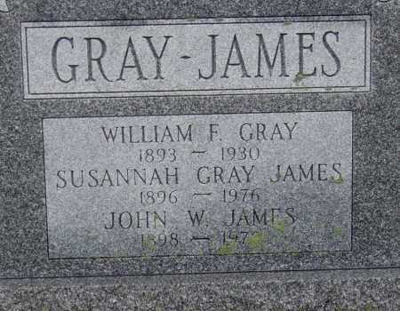 GRAY, WILLIAM F. - Tuscarawas County, Ohio | WILLIAM F. GRAY - Ohio Gravestone Photos