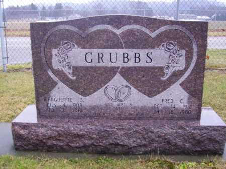 GRUBBS, MARGUERITE S. - Tuscarawas County, Ohio | MARGUERITE S. GRUBBS - Ohio Gravestone Photos