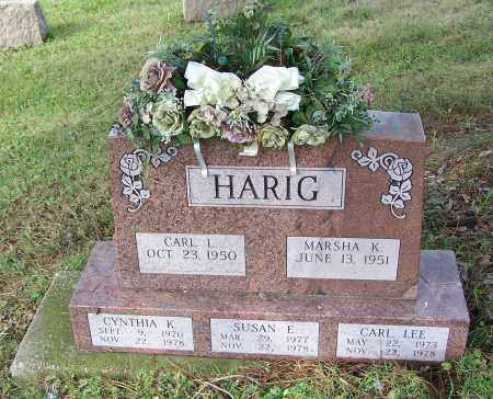 HARIG, CARL L. - Tuscarawas County, Ohio | CARL L. HARIG - Ohio Gravestone Photos