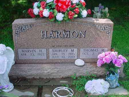 HARMON, MARVIN H. - Tuscarawas County, Ohio | MARVIN H. HARMON - Ohio Gravestone Photos
