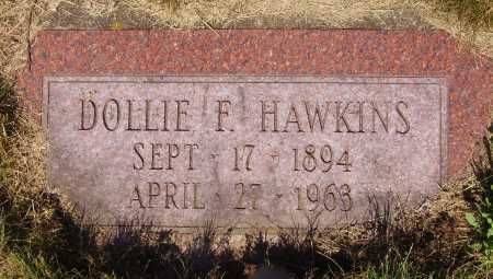 HAWKINS, DOLLIE F. - Tuscarawas County, Ohio | DOLLIE F. HAWKINS - Ohio Gravestone Photos