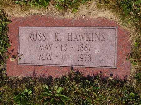 HAWKINS, ROSS K. - Tuscarawas County, Ohio | ROSS K. HAWKINS - Ohio Gravestone Photos
