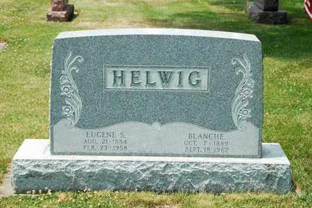 HELWIG, BLANCHE - Tuscarawas County, Ohio | BLANCHE HELWIG - Ohio Gravestone Photos