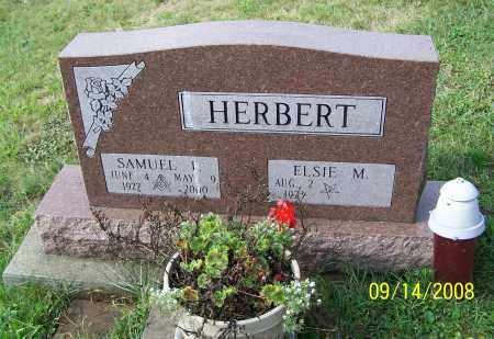 HERBERT, SAMUEL F. - Tuscarawas County, Ohio | SAMUEL F. HERBERT - Ohio Gravestone Photos