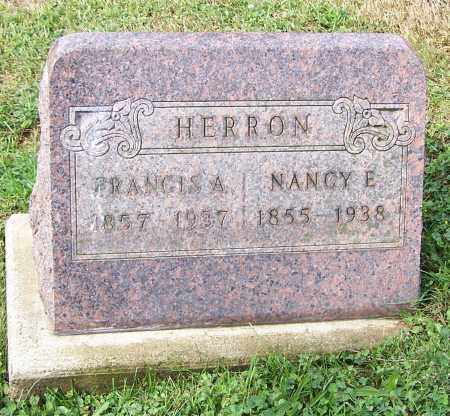 HERRON, NANCY E. - Tuscarawas County, Ohio | NANCY E. HERRON - Ohio Gravestone Photos