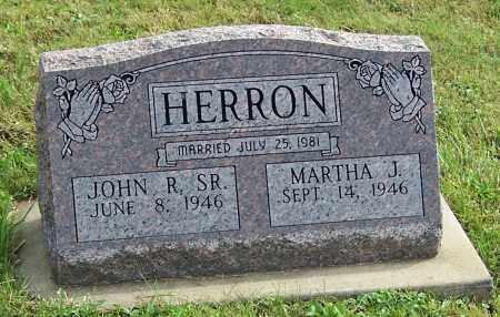 HERRON, MARTHA J. - Tuscarawas County, Ohio | MARTHA J. HERRON - Ohio Gravestone Photos