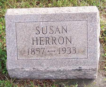 HERRON, SUSAN - Tuscarawas County, Ohio | SUSAN HERRON - Ohio Gravestone Photos