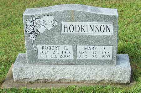 HODKINSON, ROBERT E. - Tuscarawas County, Ohio | ROBERT E. HODKINSON - Ohio Gravestone Photos