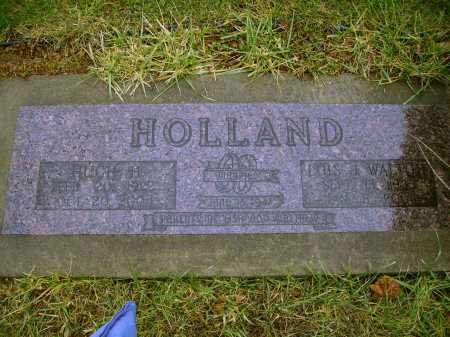HOLLAND, LOIS J. - Tuscarawas County, Ohio | LOIS J. HOLLAND - Ohio Gravestone Photos