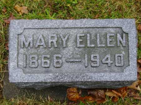 HOMRIGHOUSE, MARY ELLEN - Tuscarawas County, Ohio | MARY ELLEN HOMRIGHOUSE - Ohio Gravestone Photos