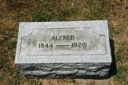 HOOBLER, ALFRED - Tuscarawas County, Ohio | ALFRED HOOBLER - Ohio Gravestone Photos