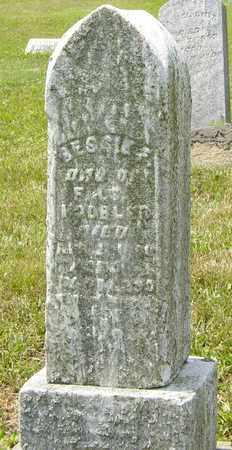 HOOBLER, BESSIE - Tuscarawas County, Ohio | BESSIE HOOBLER - Ohio Gravestone Photos