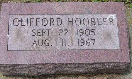 HOOBLER, CLIFFORD - Tuscarawas County, Ohio | CLIFFORD HOOBLER - Ohio Gravestone Photos