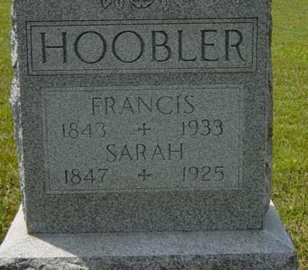 HOOBLER, SARAH - Tuscarawas County, Ohio | SARAH HOOBLER - Ohio Gravestone Photos
