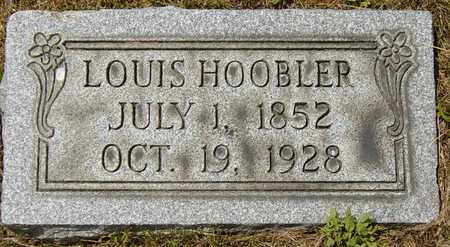 HOOBLER, LOUIS - Tuscarawas County, Ohio | LOUIS HOOBLER - Ohio Gravestone Photos