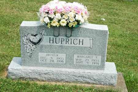 DITTMAR HUPRICH, MARGARET E. - Tuscarawas County, Ohio | MARGARET E. DITTMAR HUPRICH - Ohio Gravestone Photos