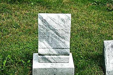 HUPRICH, EDWIN - Tuscarawas County, Ohio | EDWIN HUPRICH - Ohio Gravestone Photos