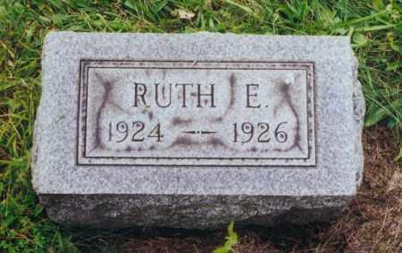 JACKSON, RUTH ELIZABETH - Tuscarawas County, Ohio | RUTH ELIZABETH JACKSON - Ohio Gravestone Photos