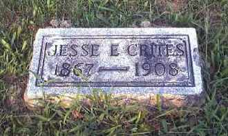 JESSE, E - Tuscarawas County, Ohio | E JESSE - Ohio Gravestone Photos