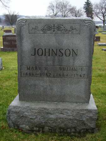 JOHNSON, MARY V. - Tuscarawas County, Ohio | MARY V. JOHNSON - Ohio Gravestone Photos