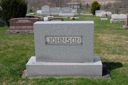 JOHNSON, SENORA - Tuscarawas County, Ohio | SENORA JOHNSON - Ohio Gravestone Photos