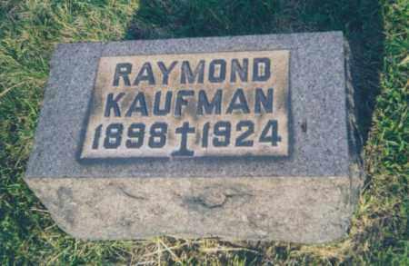 KAUFMAN, RAYMOND ALOYSIUS - Tuscarawas County, Ohio | RAYMOND ALOYSIUS KAUFMAN - Ohio Gravestone Photos