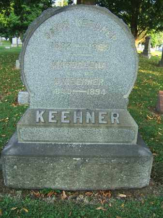 KEEHNER, DAVID - Tuscarawas County, Ohio | DAVID KEEHNER - Ohio Gravestone Photos