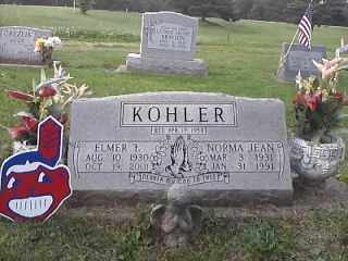 KOHLER, NORMA - Tuscarawas County, Ohio | NORMA KOHLER - Ohio Gravestone Photos
