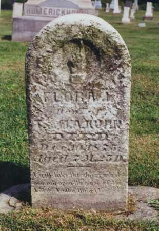 KUHN, FLORA IDA - Tuscarawas County, Ohio | FLORA IDA KUHN - Ohio Gravestone Photos