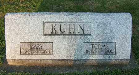 KUHN, MARY ANNA - Tuscarawas County, Ohio | MARY ANNA KUHN - Ohio Gravestone Photos