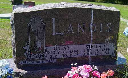 LANDIS, STELLA M. - Tuscarawas County, Ohio | STELLA M. LANDIS - Ohio Gravestone Photos