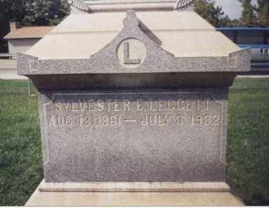 LEGGETT, SYLVESTER E. - Tuscarawas County, Ohio | SYLVESTER E. LEGGETT - Ohio Gravestone Photos