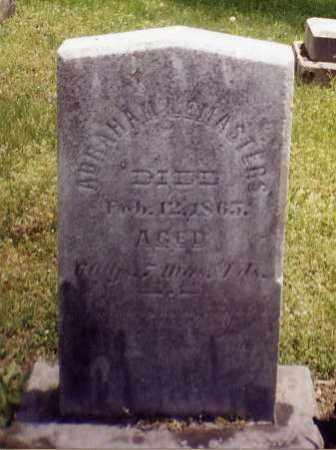 LEMASTERS, ABRAHAM - Tuscarawas County, Ohio | ABRAHAM LEMASTERS - Ohio Gravestone Photos